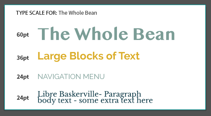 Whole Bean Font