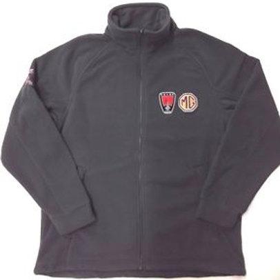 Fleece Jacket - MG Rover Logos