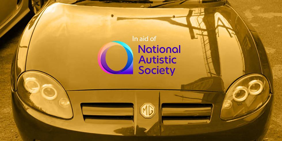 NAS Car 2020 - MG & Classic Car Run
