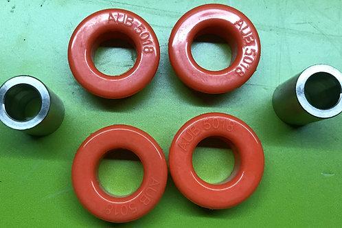 MGF Bottom/ Lower Damper / Shock Upgrade Poly Bush Kit. (Pair)