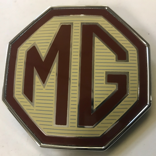 MGTF Bonnet/Boot Badge Part Number DAB000160