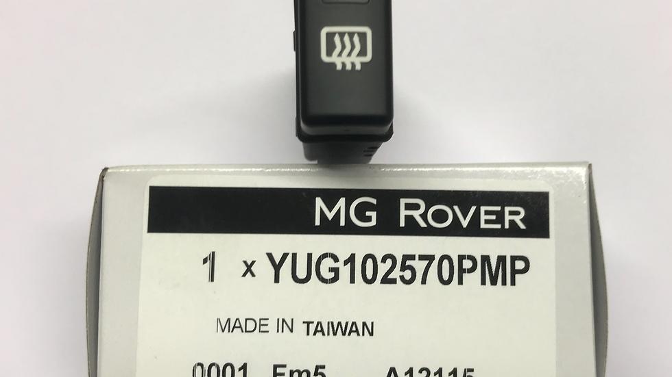 MGF/MGTF Heated Rear Window Switch