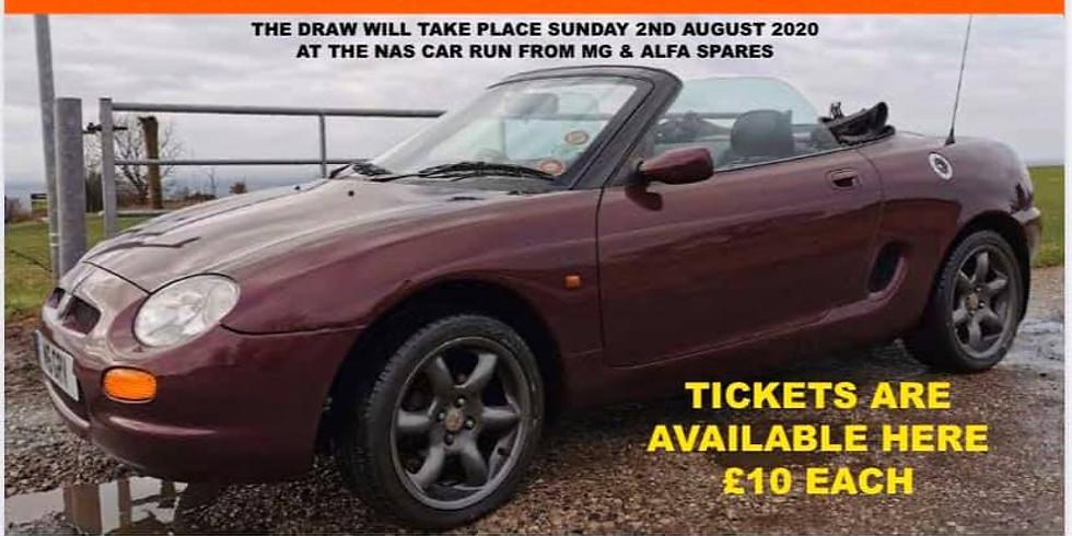 Win This Car - Tickets £10 each