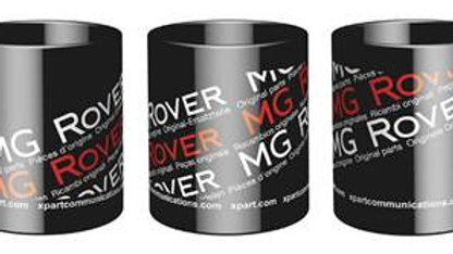 MG Rover Black Mug