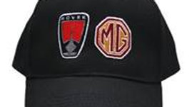 MG Rover Black Baseball  Cap