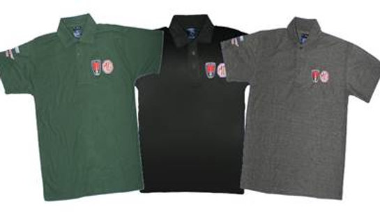 Polo Shirt - MG Rover Logos