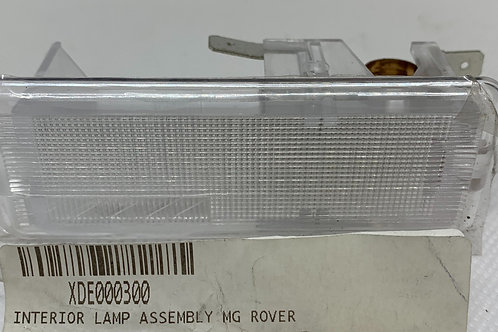 MGF/MGTF Lamp Assembly with bulb suitable for Boot Space and Under Bonnet