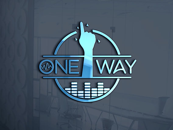 One Way - Official logo