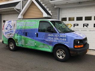 van wrap / vehicle wrap