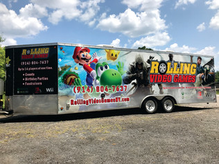 trailer full wrap