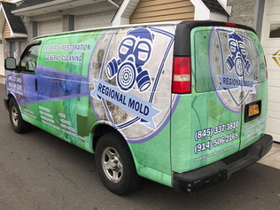 van wrap / vehicle wrap / commercial vehicle wrap