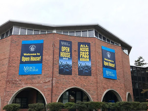 BANNERS INSTALLATION