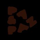 logo panypaz 2020-solo letras-brown site
