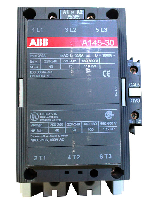 CONTACTOR A145-30-11 | 1SFL471001R8411