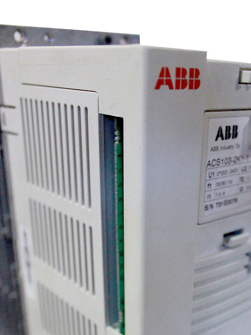 FREQUENCY CONVERTER DRIVE 1.1 KW | ACS103-2K1-1