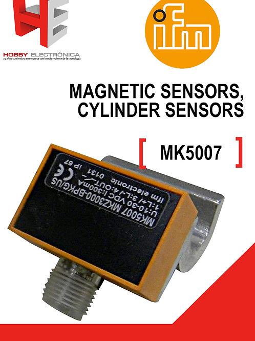 Magnetic sensors, cylinder sensors EFECTOR