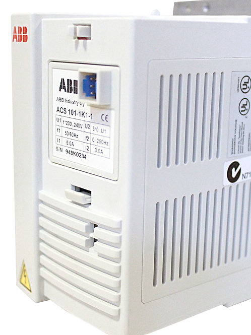 FREQUENCY CONVERTER DRIVE .55 KW | ACS101-1K1-1
