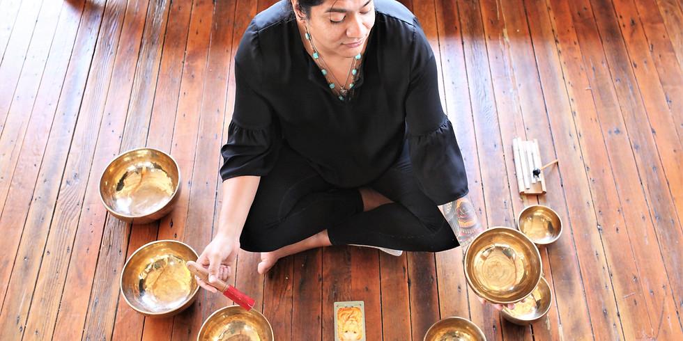 Chakra Balancing Sound-bath