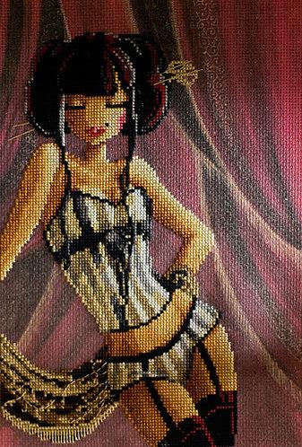 Miss Cabaret - Grille