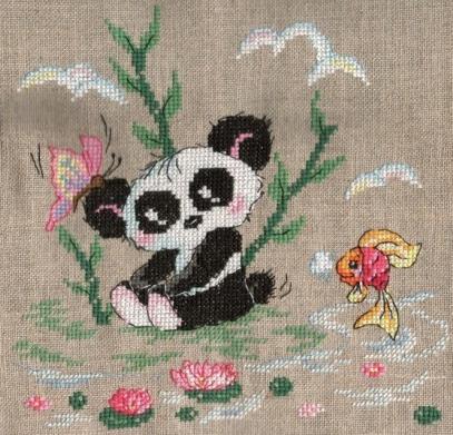 Petit Ourson De Chine