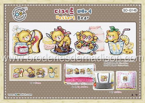 Dessert Bear