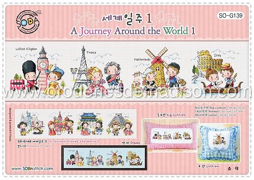 A Journey Around The World 1