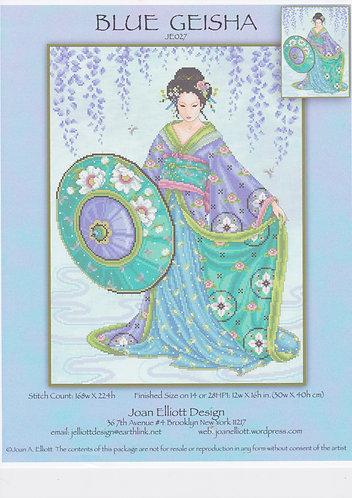 Blue Geisha - Grille