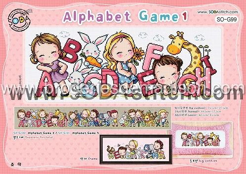 Alphabet Game 1