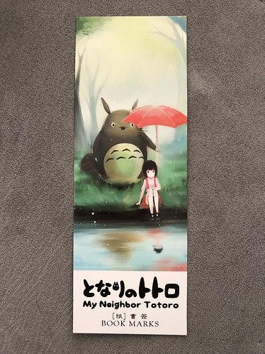 Marque-page Totoro 1