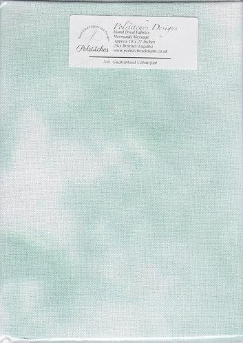 Mermaids Message - Toile Etamine 11 fils/cm