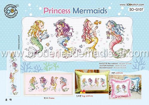 Princess Mermaids