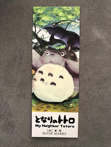 Marque-page Totoro 3