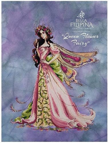 Queen Flower Fairy - Grille