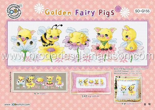 Golden Fairy Pigs