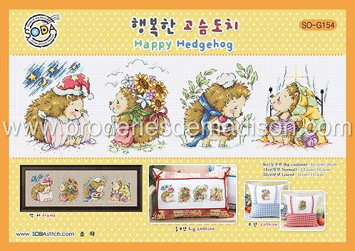 Happy Hedgehog
