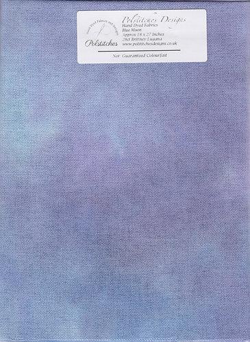 Blue Moon - Toile Etamine 11 fils/cm