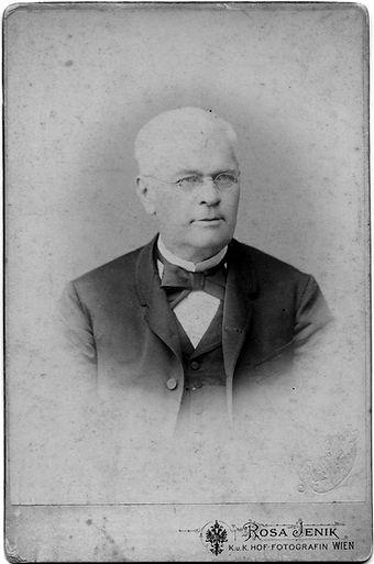 Štefan Linberger, ev.a.v. farár v Kežmar