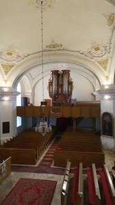 Organový chór