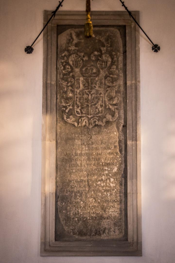 Pôvodný náhrobný kameň z Turecka