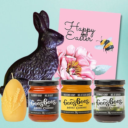Easter Honey Care Package with Free Ottawa Delivery
