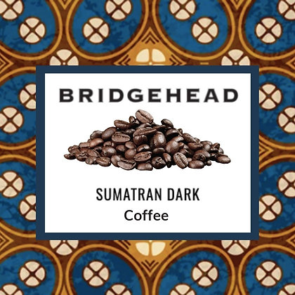 Bridgehead Coffee - Sumatran Dark
