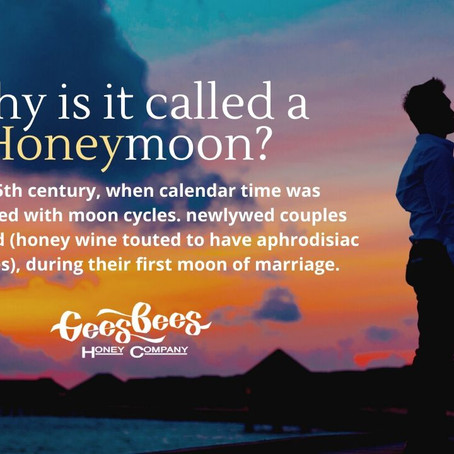 Why is it called a 'Honeymoon?'