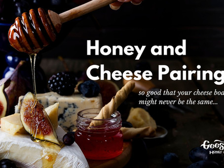 Delectable Honey and Cheese Pairings