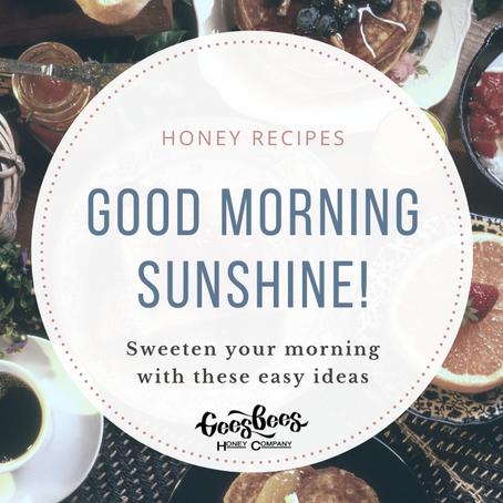 Honey Breakfast Recipes