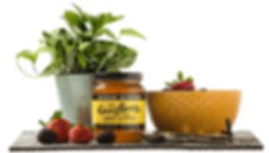 Ontario Wildflower Honey and berries.jpg