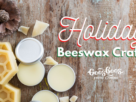 DIY Beeswax Gifts: Lip balm, Candles, and Beeswax Wraps!