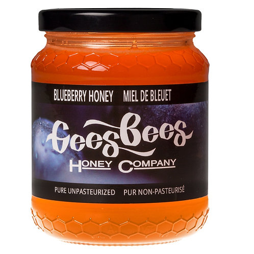 Blueberry Honey | 500g