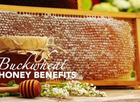 Buckwheat Honey Benefits