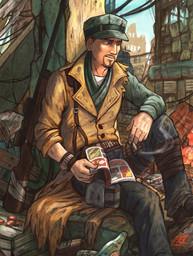 MacCready (Fallout 4)