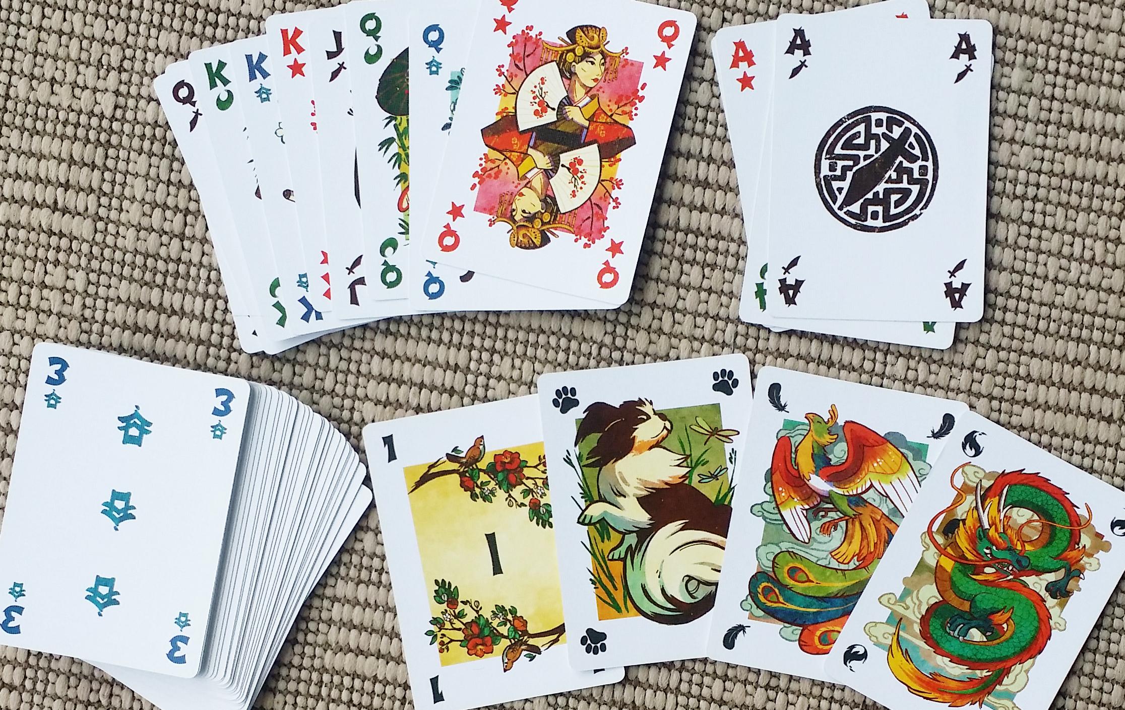 Tichu Cards